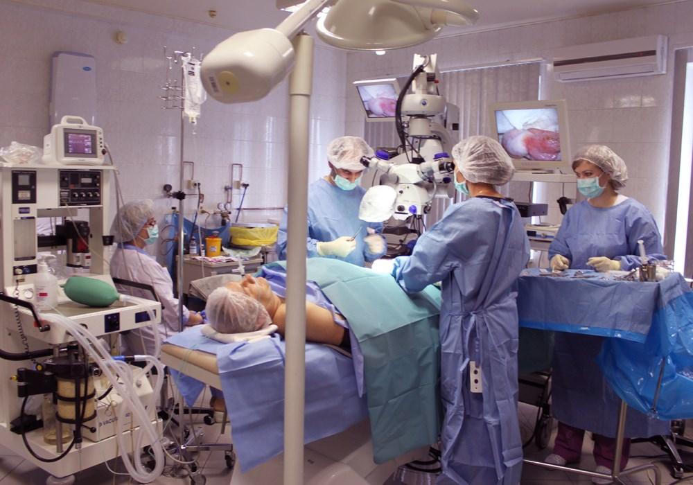 Варикоцеле операция как делается